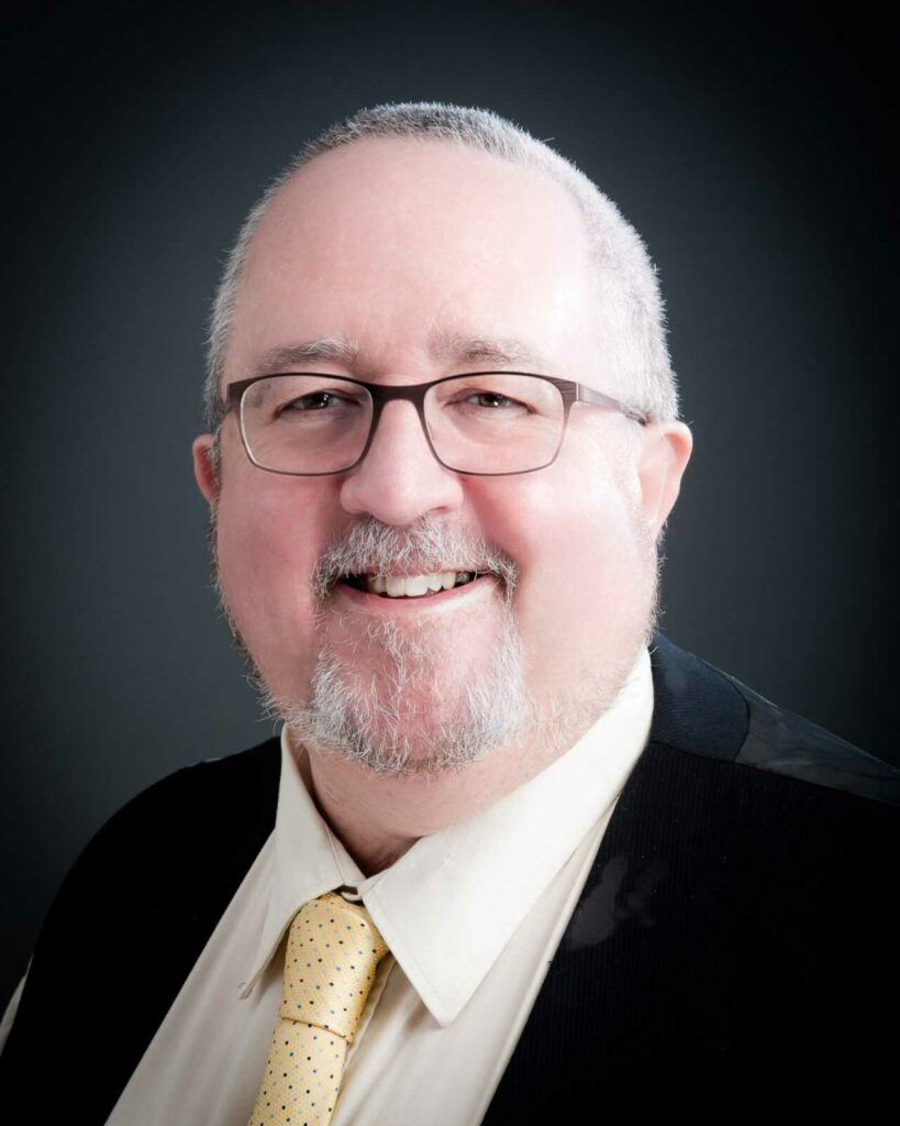 Phil Gowler portrait
